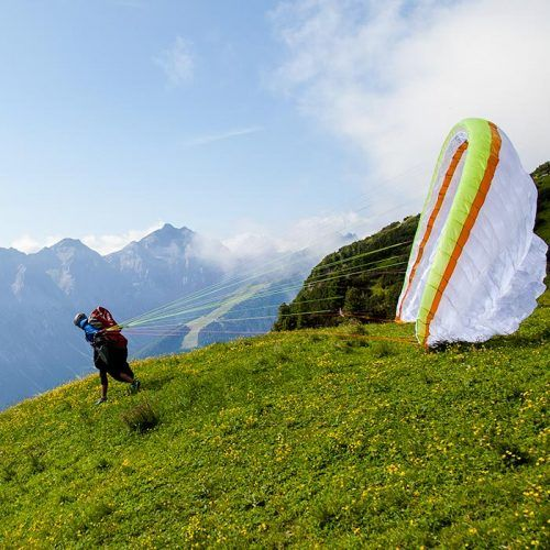 Parapente Factory | Nova Mentor 4 Light