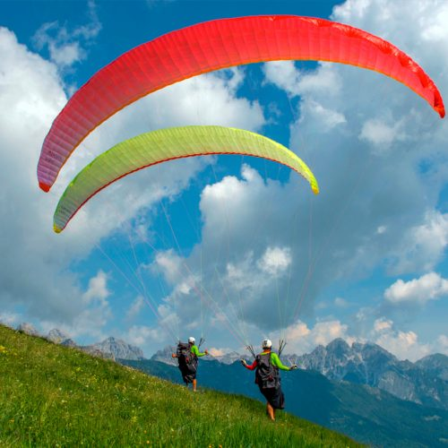 Parapente Factory | Nova Mentor 5 Light